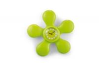 Цветочные часы с присоской.