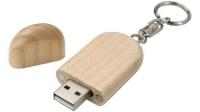 USB накопитель бамбуковый