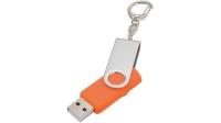 USB накопитель с кольцом для ключей