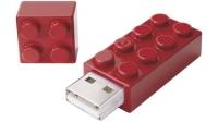 USB накопитель в форме кирпича. 1 ГБ.