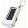 Брелок с фонариком на солнечной батарее